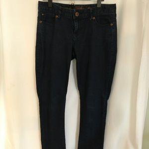 Dark Blue Wash Express Jeans